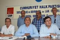 ADALET YÜRÜYÜŞÜ - CHP'nin Çanakkale'deki Kurultayı İçin Hazırlıklar Sürüyor