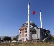 YENI CAMI - Çıldır Yeni Cami Yapımına Devam Ediliyor