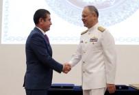 BÜLENT BOSTANOĞLU - Deniz Kuvvetleri'nde Devir Teslim