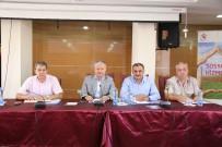 MURAT DURU - Devli'de Muhtarlarla İstişare Toplantısı Yapıldı