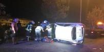 ADNAN MENDERES - Didim'de Trafik Kazası; 3 Yaralı