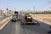 NAZIM HİKMET - Diyarbakır'da 230 Bin Ton Sıcak Asfalt Serildi