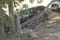 Elazığ'da İki Ayrı Trafik Kazası Açıklaması 11 Yaralı