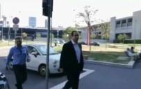MILAN - Fenerbahçeli Yöneticiler Milan Kulüp Binasında