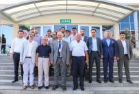 SILIVRI CEZAEVI - FSMVÜ Yöneticileri Silivri'deki Darbe Davasını Yakından Takip Ediyor