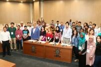 ARAŞTIRMA MERKEZİ - Geleceğin Yönetici Adayları Eyüp Belediyesi'ne Misafir Oldu