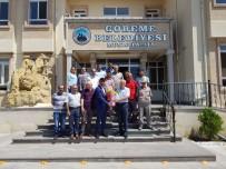 TÜRK LIRASı - Göreme Belediyesi'nde Sözleşme Sevinci