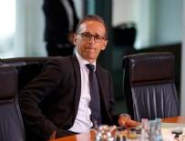 ADALET BAKANI - Alman bakanın Türkiye endişesi