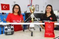 MÜHENDISLIK - İnsansız Hava Araçlarına Kadın Eli Değdi