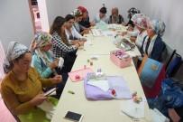 EL SANATLARI - İpekyolu Belediyesi'nin Yaz Kurslarına Yoğun İlgi