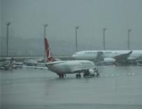 ŞİDDETLİ YAĞIŞ - İstanbul'da kümülonimbus önlemi