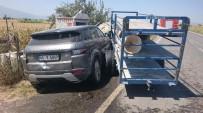 KOLDERE - Kazada Yaralanan Sürücü Hayatını Kaybetti