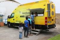 BANKA ŞUBESİ - Keçiören Belediyesi'nden Kurban Alanında Mobil Banka