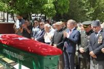 SOLUNUM YETMEZLİĞİ - Kıbrıs Gazisi Son Yolculuğuna Uğurlandı