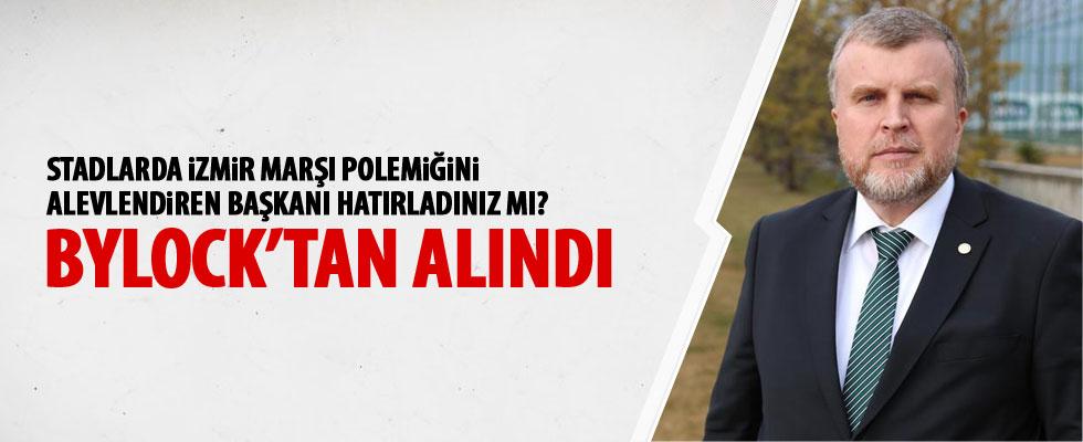 Konyaspor Başkanı Şan'ın 'Bylock'tan ifadesi alındı