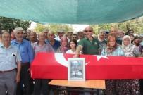 OSMAN NURİ CANATAN - Kore Gazisi Askeri Törenle Son Yolculuğuna Uğurlandı