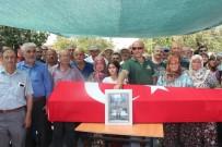 OSMAN NURİ CANATAN - Kore Gazisi Askeri Törenle Uğurlandı