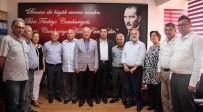 SOSYAL HAYAT - KTO Yönetim Kurulu Başkanı Hiçyılmaz'dan CHP İl Başkanı Keskin'e Nezaket Ziyareti