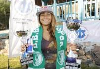 RÜZGAR SÖRFÜ - Lena Aylin Erdil Sekizinci Kez Türkiye Şampiyonu