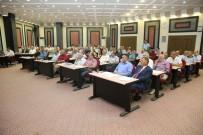 İŞ GÖRÜŞMESİ - Melikgazi'de Muhtarlar Toplantısı Yapıldı