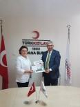 FATMA GÜLDEMET - Milletvekili Sarı'nın Kurban Vekaleti Kızılay'a