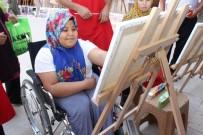 GAZIOSMANPAŞA ÜNIVERSITESI - Özel Çocuklara Kent Tarihi, Sanat İle Öğretiliyor
