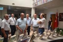 BARTIN VALİSİ - Rektör Uzun'dan Ulus'a Ziyaret