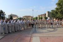 FATIH ÜRKMEZER - Safranbolu'da Hacı Adayları Dualarla Uğurlandı