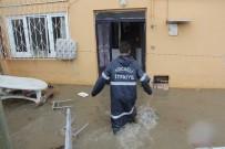 METEOROLOJI GENEL MÜDÜRLÜĞÜ - Sağanak Yağış Kocaeli'ni Olumsuz Etkiledi