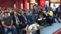 Sarıkamış'ta TOKİ Konutları Hak Sahipliği Kurası Çekildi