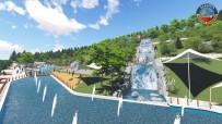 ESTETIK - Serdivan Şelale Parkta Çalışmalar Başladı