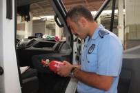 NEVŞEHİR BELEDİYESİ - Servis Araçlarının Kontrolleri Başladı