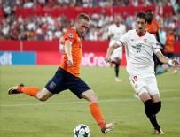 EDUARDO - Medipol Başakşehir Şampiyonlar Ligi'ne veda etti