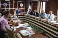 HAYVAN PAZARI - Tarım Platformu Ağustos Ayı Toplantısı Yapıldı
