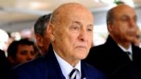 KIBRIS BARIŞ HAREKATI - Ünlü iş adamı Feyyaz Berker hayatını kaybetti