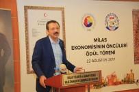 AK PARTİ İLÇE BAŞKANI - TOBB Başkanı Hisarcıklıoğlu'ndan Marka Vurgusu
