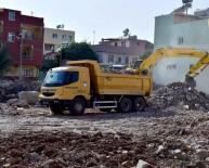 CEYLANPINAR - Ulu Caminin Temeli Ceylanpınar Belediyesi Tarafından Kazıldı