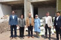 FATMA GÜLDEMET - Vali Demirtaş, Aladağ'da İncelemelerde Bulundu