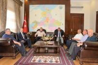 YARGITAY BAŞKANI - Yargıtay Başkanı Balıkesir'de