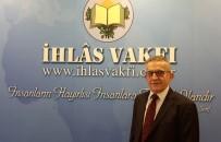 ÖĞRETIM GÖREVLISI - Yaşar Taşdemir, İhlas Vakfı Merkez Bahçelievler Yurt Müdürü Oldu
