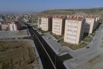 ATATÜRK BULVARI - Yeni TOKİ'de Sıcak Asfalt Çalışmaları Tamamlandı