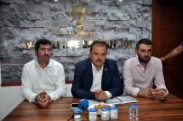 İL SAĞLIK MÜDÜRÜ - Abdurrahman Öz, AK Parti'nin Aydın'a Yaptığı Yatırımları Anlattı