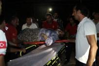 AKMEŞE - Adana'da Hafif Ticari Araç İle Otomobil Çarpıştı Açıklaması 1'İ Ağır 4 Yaralı