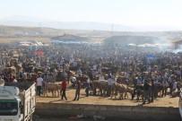 MUSUL - Ağrı'da Hayvan Pazarında Hareketlilik Arttı