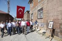 BÜLENT TEKBıYıKOĞLU - Ahlat'ta Sanat Sokağı Kuruldu