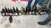 POLİS KAMERASI - Alkollü İçki Fabrikalarına Yapılan Hileli 'Vergi Kaçakçılığı' Baskını Polis Kamerasında