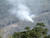AMANOS DAĞLARI - Amanos Dağları'nda terör örgütü PKK ile sıcak temas