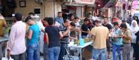 ALıŞKANLıK - Arap Fast-Food'una Yoğun İlgi