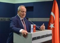 NURETTIN ÖZDEBIR - ASO Başkanı Özdebir, Ekonomik Gelişmeleri Değerlendirdi