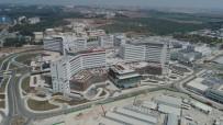 ÖMER ÇELİK - Bakan Çelik Adana Şehir Hastanesi Ve Koza Stadyumu'nu İnceledi